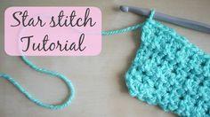 CROCHET: Star stitch tutorial | Bella Coco