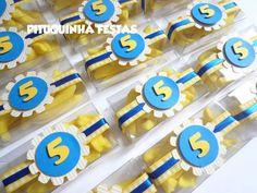 Caixinha Sonic | Pituquinha Festas | 2C2D2A - Elo7