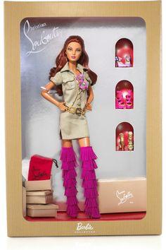 Barbie Loboutin