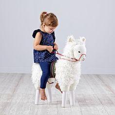 Larry the Llama Ride On    The Land of Nod