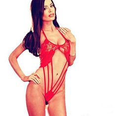 4551061d14 Sexy lingerie Bust Hole Sleepwear Lace See-through Lingerie Set    Details  can be found by clicking on the image.(It is Amazon affiliate link)  home