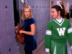 Sabrina the Teenage Witch/ Libby Band Uniforms, Melissa Joan Hart, Cheerleading Uniforms, Sabrina Spellman, Sleek Ponytail, Boy Meets World, Types Of Fashion Styles, My Childhood, 90s Fashion