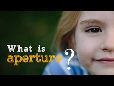 Aperture is one of the three factors which affect exposure, and it's the first step to taking better photos. It's easy to understand, and take advantage of. We show you how! Aperture Photography, Hobby Photography, Photography Basics, Photography For Beginners, Video Photography, Photography Tutorials, Creative Photography, Digital Photography, Amazing Photography