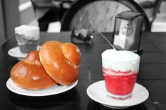 Strawberry Granita #giuseppeslite
