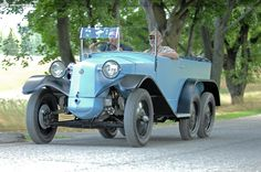 1930 Tatra T26/30 Image