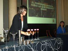 08 Ponencia en Congreso  Español del Café - Exhibición barista