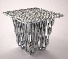 Table-Francis Bitonti Studio