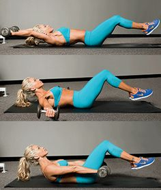 Look Flawless From Head to Toe! Muscle and Fitness Hers