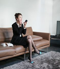 Business Suit Pantyhose