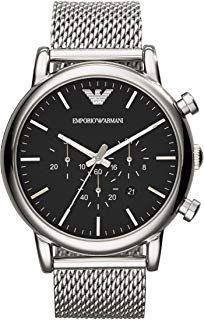 Emporio Armani Herren Uhr Ar1808 Mit Bildern Uhren Herren Armani Uhren Herrenuhren