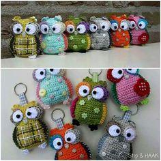 DIY Gorgeous Crochet Crafts For Your Keys! #Home #Garden #Trusper #Tip