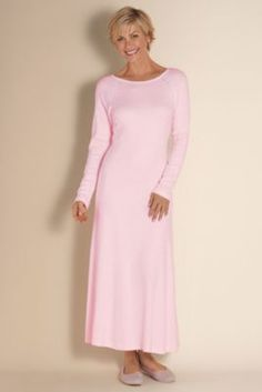 Snuggle Gown - Misses Size Night Gowns a14d5541c