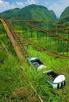 Abandoned Amusement Parks