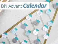Make a DIY Advent Calendar