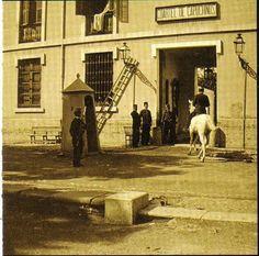 Cuartel de Capuchinos MÁLAGA