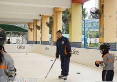 Ice Hockey Synthetic Ice Rink, Ice Hockey, Ice Skating, Skating, Hockey Puck, Hockey