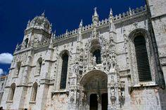 Jeronimos Monastery, Belem - Lisbon, Portugal