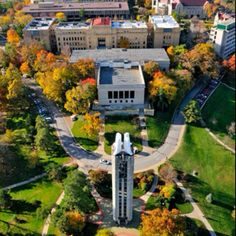 Gorgeous campus - University of kabsas - Lawrence, Kansas