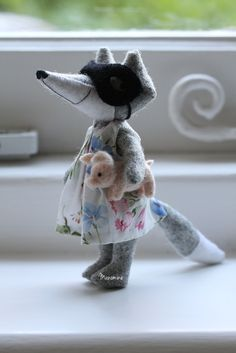 Image of 1 daY sale 10% OFF: PRE ORDER: small fox Lissi