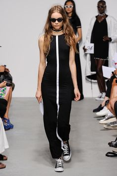 Adam Selman Spring 2015 Ready-to-Wear - Collection - Gallery - Look 1 - Style.com