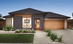New Contemporary Home Design   S Three By Eight Homes. 4 Bedrooms, 2.0  Bathrooms