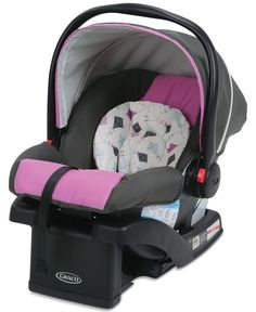 Take baby with you everywhere, without the worry, with the Graco SnugRide Click Connect 30 Infant Car Seat. The ultra-lightweight rear-facing infant car seat is easy to carry when on the go, and it sn A fine favoritehttp://www.travelsystemsprams.com/
