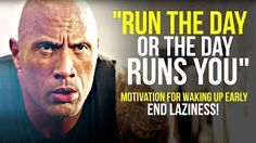 """Run the day or the day runs you"""" Best motivational speeches ever by Dwayne The Rock Johnson, Kevin Hart - What Now, Tony Robbins, Gary Vaynerchuk 2017 ..."""
