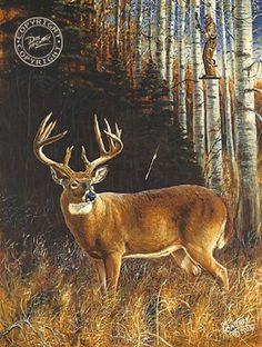 Smoked him.... Hunting Humor, Hunting Art, Deer Hunting, Hunting Stuff, Pheasant Hunting, Wildlife Paintings, Wildlife Art, Deer Paintings, Bambi