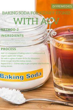 Anti Aging Drinking Baking Soda