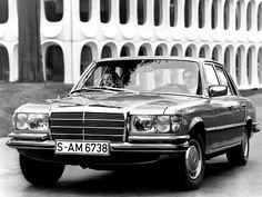 Mercedes Classe S 1972