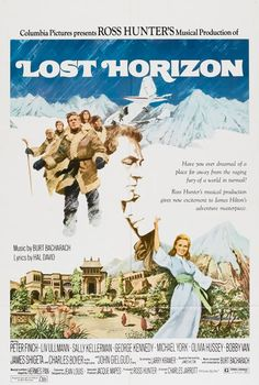 Lost Horizon musical movie