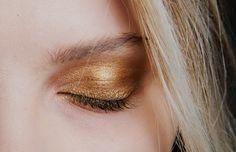 sombra dourada | metalizados | dourado | golden | sombras monocromáticas