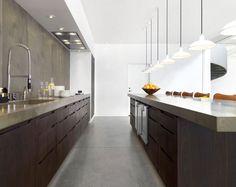 Fritz Hansen Showroom kitchen