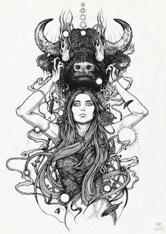 'Minotaur' Richey Beckett