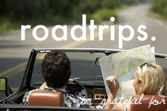 Love great road trips with amazing people! <3