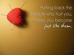 Hurting back the people who hurt you | Anonymous ART of Revolution