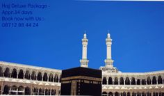 Deluxe #Hajj Package 2014 UK available from M.zahid Travel LTD. To book contact us on: 01254 66 22 22 / 08712 88 44 24.
