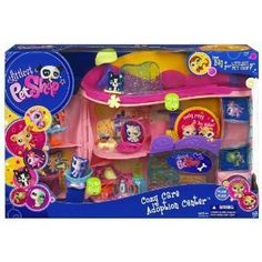 Littlest Pet Shop Pet Cozy Care Adoption Center Playset Girl Toys Age 5, Toys For Girls, Lps Playsets, Peru, Husky Pet, Little Husky, Lps Sets, Pet Adoption Center, Lps Littlest Pet Shop