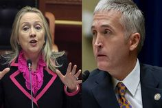 Hillary Clinton is Scared of Trey Gowdy (Benghazi) Read more: http://www.thepoliticalinsider.com/hillary-clinton-scared-trey-gowdy-benghazi/#ixzz3hF1BA8S2