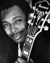 "George Benson.  Patty and I met our ""Brother"" at the Jazz festival.  So sweet."