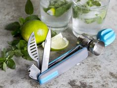 Shake, stir, muddle, pour—and more. Whatever your drink of choice, these cocktail-crafting ninjas make the job easy.
