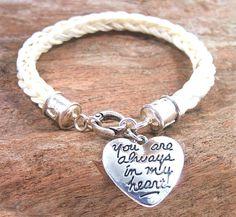 52d9158b2 28 Best custom horsehair bracelet images in 2017 | Horse hair ...