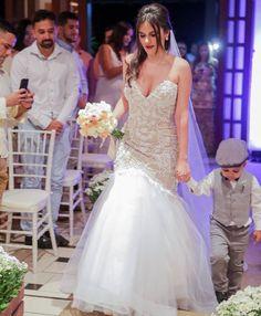 Casamento Ro e Painho | DIY e Muito Amor | Born to Be a Bride