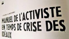 Thibault Isabel - Revue Rébellion: activisme en temps de crise