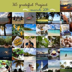 365 Grateful Project - March 2014 Edition