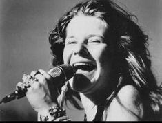 Janis Joplin ☮ Beautiful voice and spirit wish they were more like this today!  <3  <3