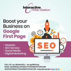 So by hiring, SEO services from best SEO Company in Vadodara they can achieve their goals and thus make a dominant place for themselves across the world Online Marketing Services, Seo Services, Best Seo Company, Good Company, Social Media Digital Marketing, One Page Website, Seo Agency, Search Engine Marketing, Web Design