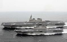 INTRODUCTION On 25 March 2015, the Japanese Maritime Self-Defense Force (JMSDF) commissioned the JS Izumo (DDH-183), lead ship of her class and the largest surface combatant of the JMSDF. Designate…