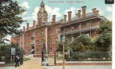 Victoria Park Chest Hospital c.1905