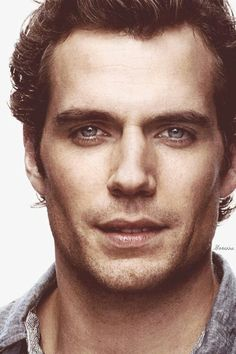 Henry Cavill, Caroline i think this is that guy....